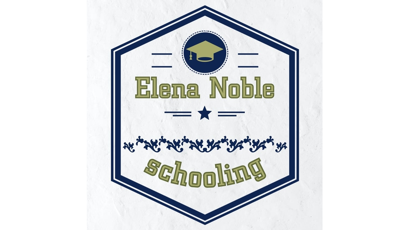 Elena Noble schooling
