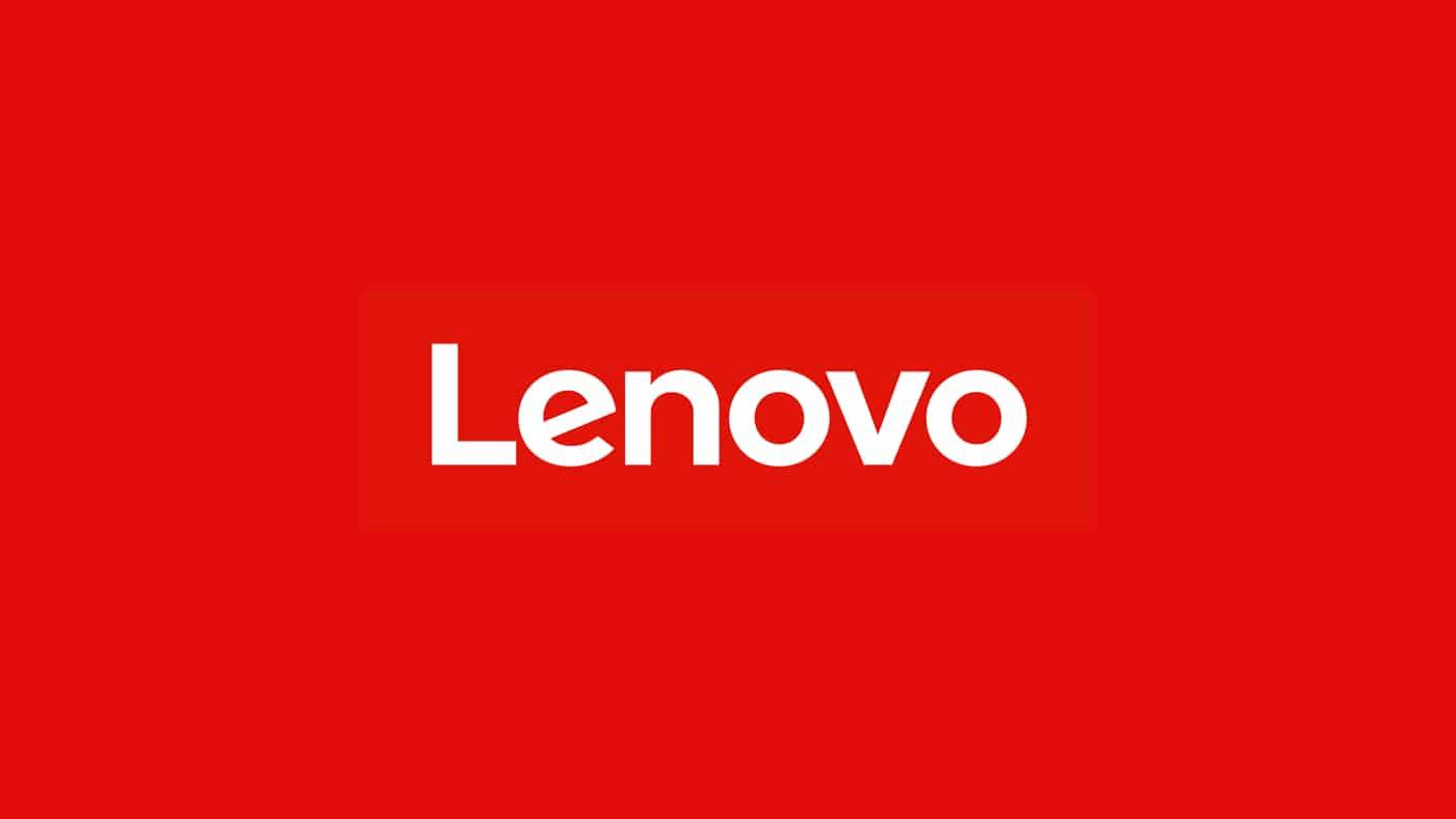 Lenovo logo publication